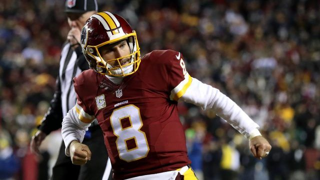 Best of Kirk Cousins Mic?d Up vs. Packers