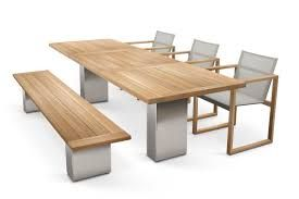 Image result for glass  white contemporary outdoor dining set