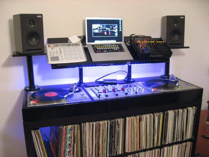 New Final DJ Setup photo by warrenhookpa