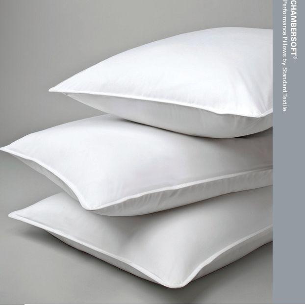 Standard Textile Chambersoft 3-Chamber Down Alternative Soft Pillow – Sheet Market