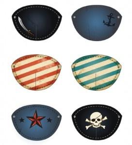 parches pirata