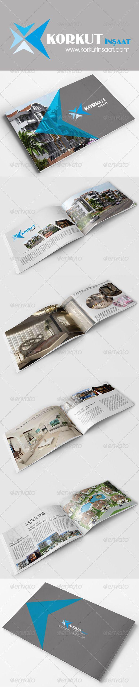 Korkut Construction Brochure