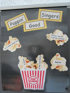 A couple of years ago I used this Popcorn poster as an incentive to refine their songs for the primary program.  The idea was to have them g...