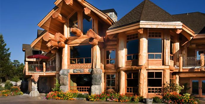 186 best images about pioneer log homes british columbia canada on pinterest. Black Bedroom Furniture Sets. Home Design Ideas