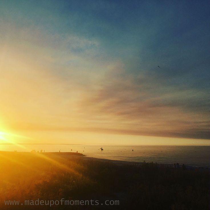 Geographe Bay sunset, Busselton WA