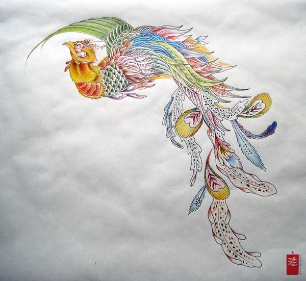 Phoenix Tattoo: Japanese Tattoo, Phoenix Tattoo, Fashion Style, Tattoo Sketch, Tattoo Inspiration, A Tattoo, Tattoo Design, Japan Tattoo, Tattoo Tattoo Ideas
