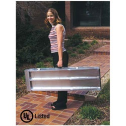 @Overstock - Increase the mobility of people in wheelchairs and scooters Portable ramp is easy to handle and set up Mobility aid is made of lightweight aluminum http://www.overstock.com/Health-Beauty/Portable-2-foot-Singlefold-Ramp/3126309/product.html?CID=214117 $66.08