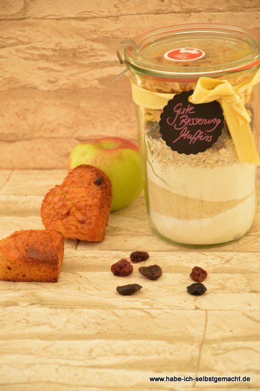 155 Besten Geschenke Aus Der Küche: Süße Backmischungen Im Glas