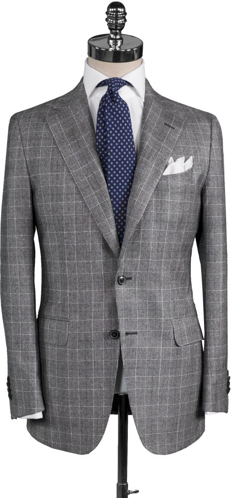 Prince of Wales Flannel Suit | Store | Beckett & Robb