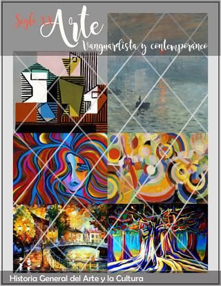 Arte vanguardista y contemporánea  El arte vanguardista y el arte contemporáneo son parte escencial de la historia, para conocer el arte actual, es necesario conocer cómo ha evolucionado el arte y sus difententes corrientes. Aquí, una pequeña descripción de las artes.