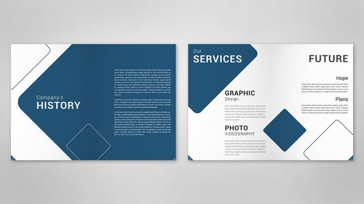 17 Best images about Brochure Design on Pinterest Behance - company profile samples
