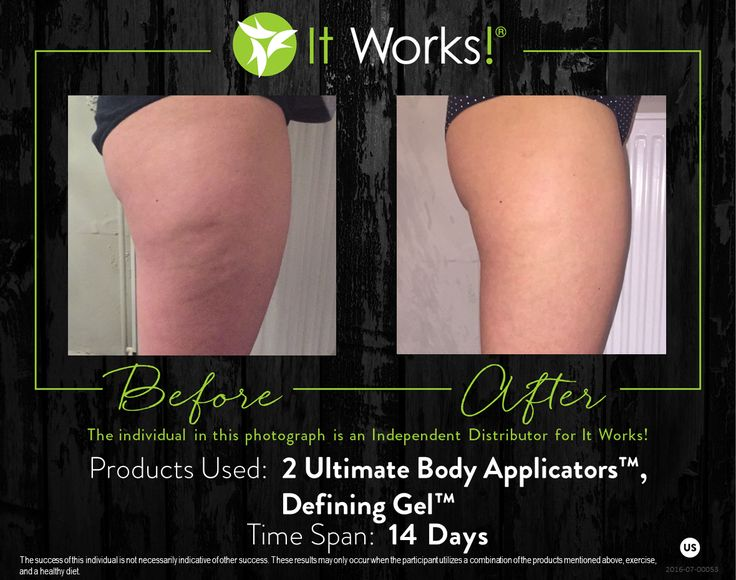 That Crazy Wrap Thing and Defining Gel... #BetterTogether