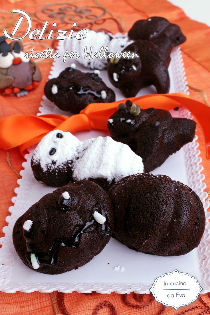 Delizie ricetta halloween   ricetta di halloween al cacao