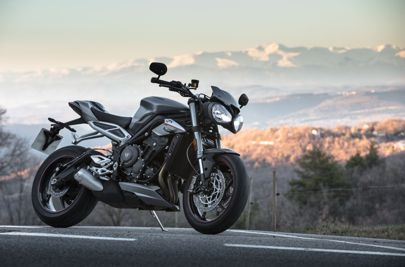 Triumph Street Triple 765 RS Review: every bike you'll ever need | British GQ