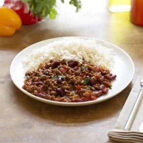 quorn chilli-con-carne recipe