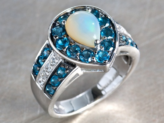 21 best images about beautiful rings with Jtv. on ...