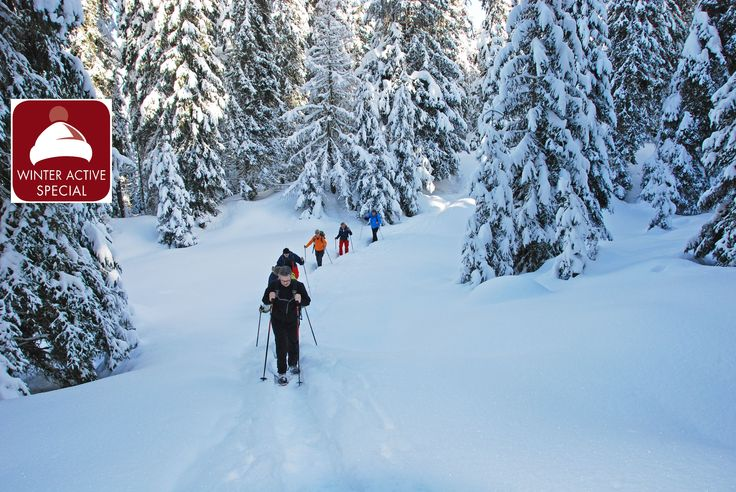 Winter Active Special -  Your offer for an active winter vacation away from the ski slopes! A nature experience in the Kronplatz region!
