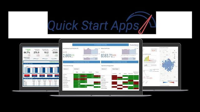 Visit us at HIMSS18 - Booth # 11619 next week March 5 - 9 at the Venetian Palazzo Sands Expo Center in Las Vegas. Our Healthcare Quick Start Applications Webinar is now available On-Demand! Visit  https://hubs.ly/H0b8xmK0 to watch it #HIMSS18 #Analytics #Healthcare #BusinessIntelligence #Webinars