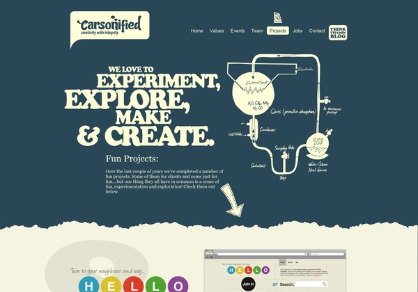 http://carsonified.com/projects