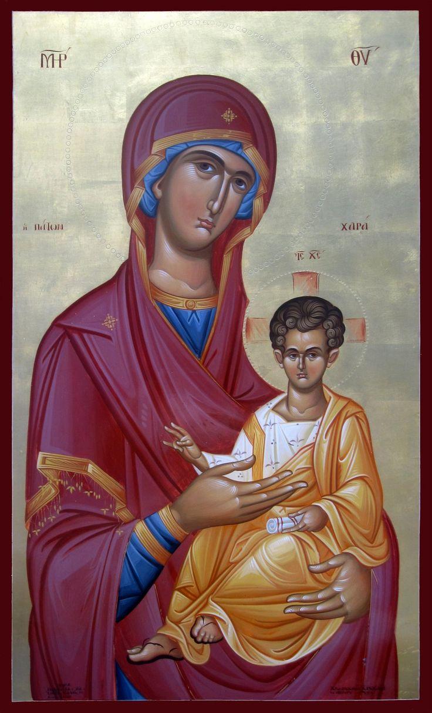 Παναγία η Πάντων Χαρά / Theotokos