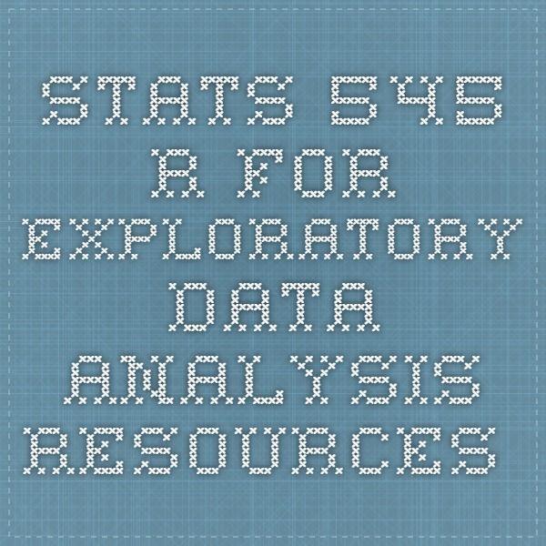 Exploratory data analysis에 관한 상위 25개 이상의 Pinterest - data analysis