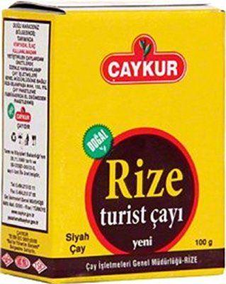 Caykur Rize Turkish Black Tea from Turkey (100g)