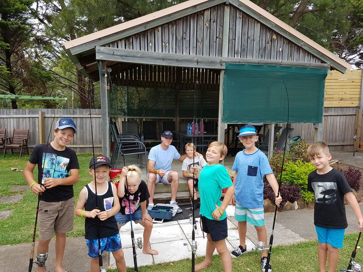 Fishing at Burrill Lake - is the best! BIG4 Bungalow Lake have two Jetties and a boat ramp with ample parking for boats