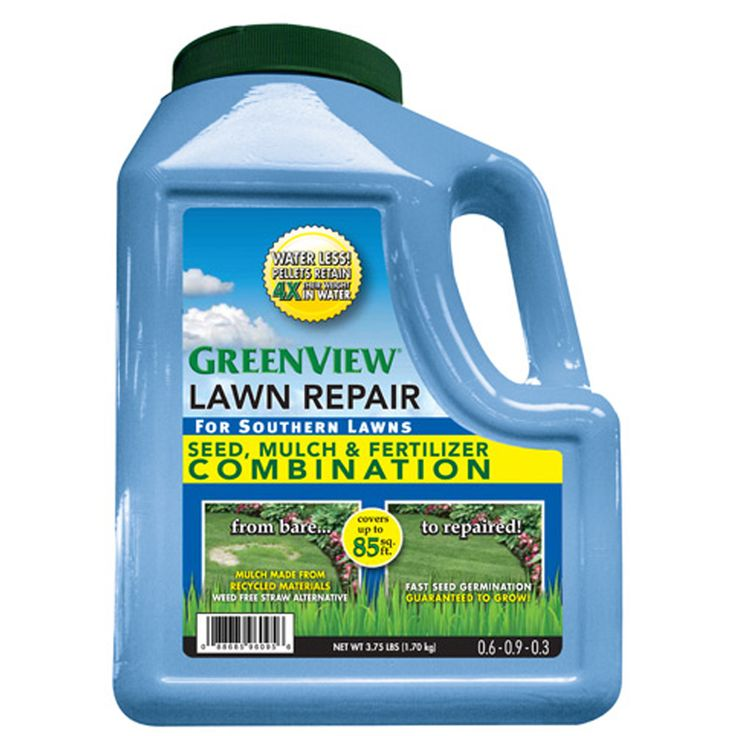 Lawn Repair - For Southern Lawns