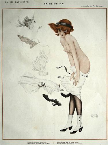 Brise of May - Raphael Kirchner