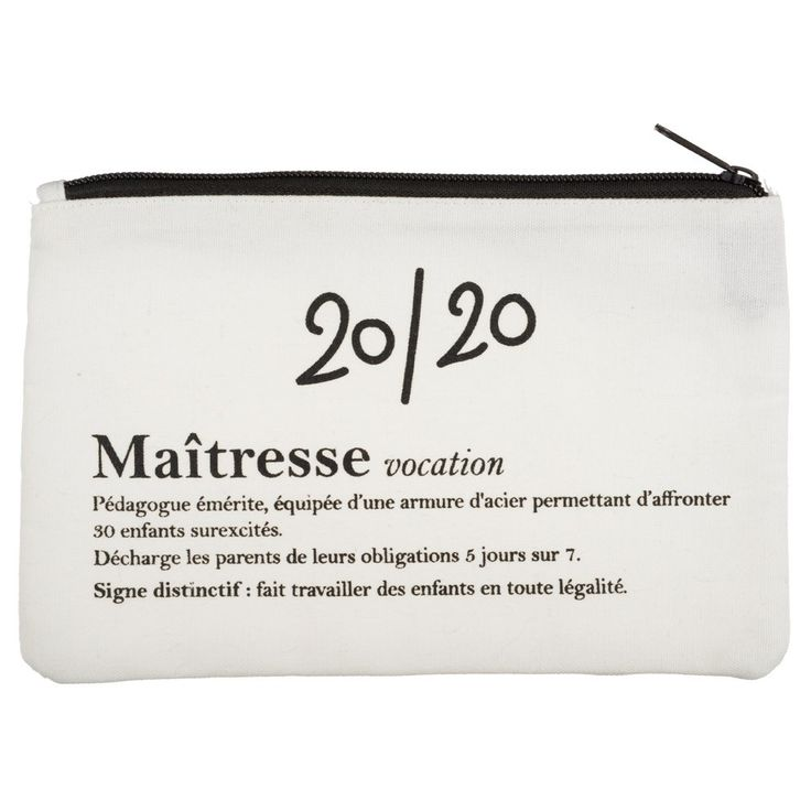 Trousse A Maquillage Maitresse Definition