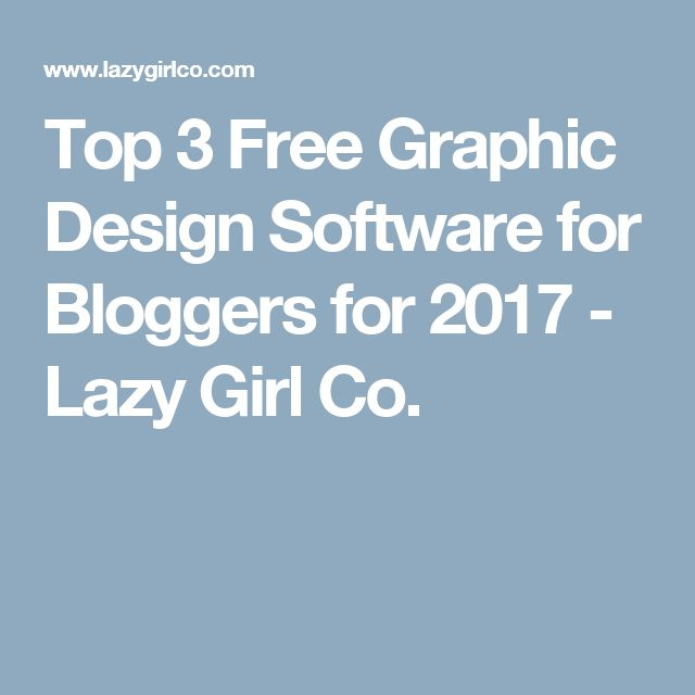 25+ Best Ideas About Free Graphic Design Software On