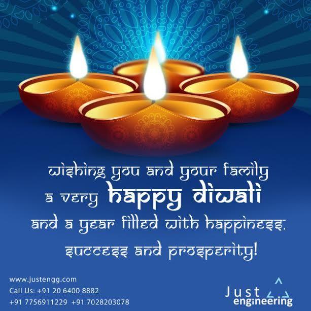 Wishing you #HappyDiwali