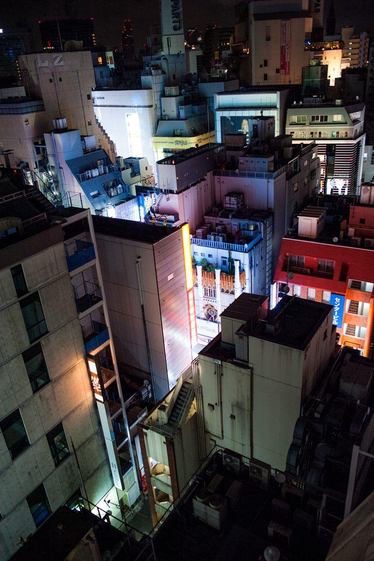 Ravines, Shibuya (渋谷)