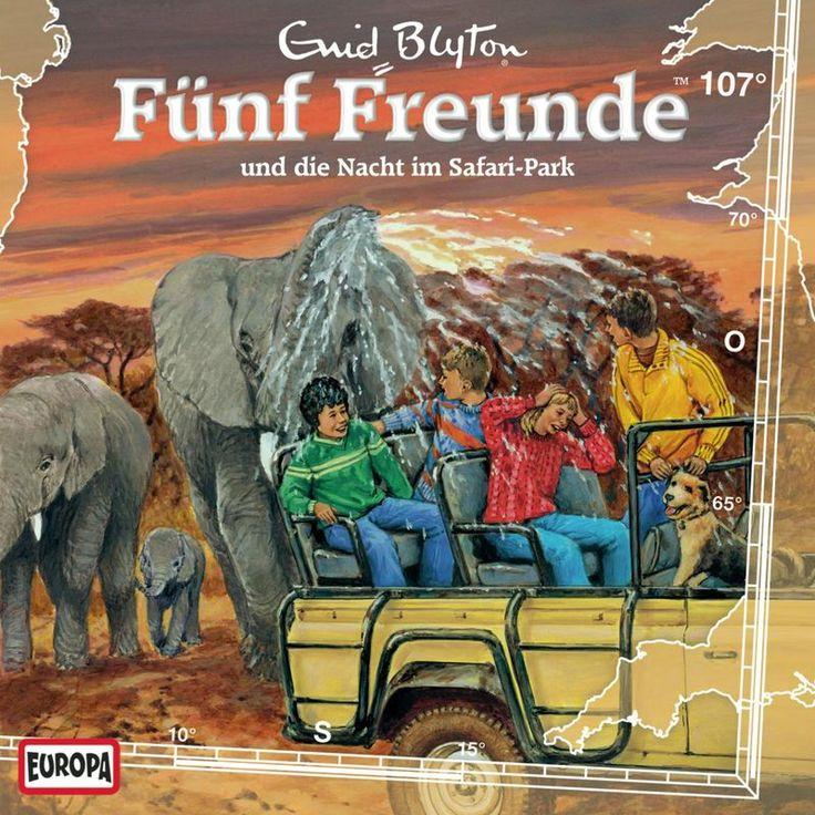 107/und die Nacht im Safari-Park by Fünf Freunde