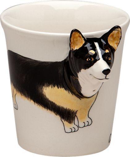 Corgi Dog Handcrafted Whatever Mug