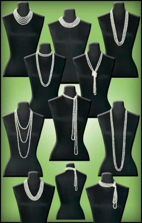 Opening Night, Seabreeze and Copper Canyon can be worn in all these different ways.  It's like at least 11 different necklaces for the price of 1!   www.tracee.mypremierdesigns.com