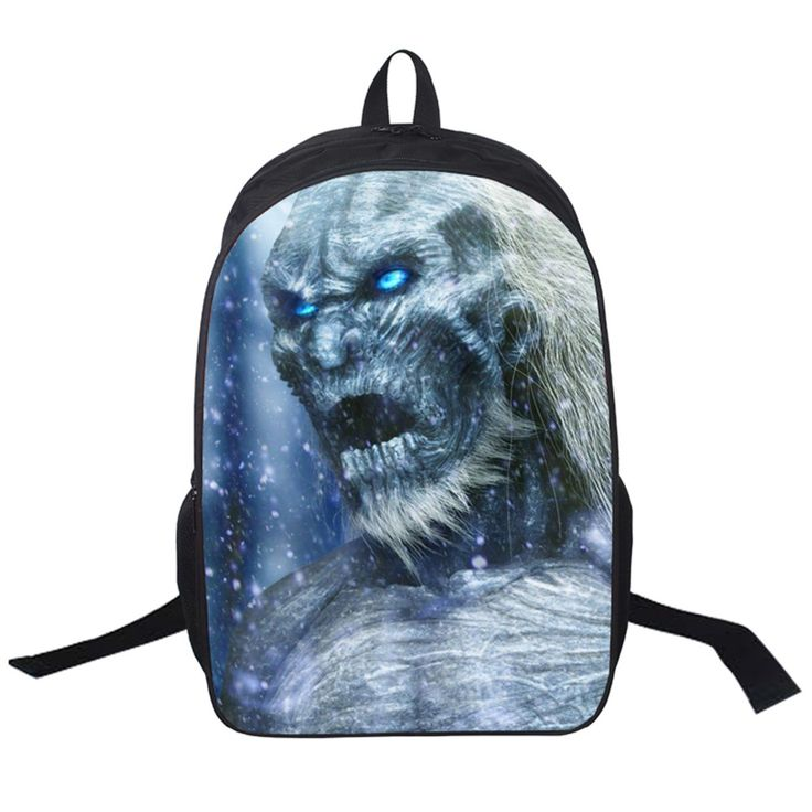 Game of Thrones Halloween Backpack //Price: $43.06 & FREE Shipping //     #GameOfThrones #winteriscoming
