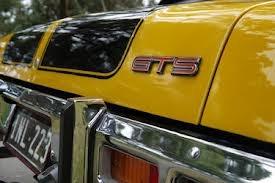 HQ Holden Monaro GTS.