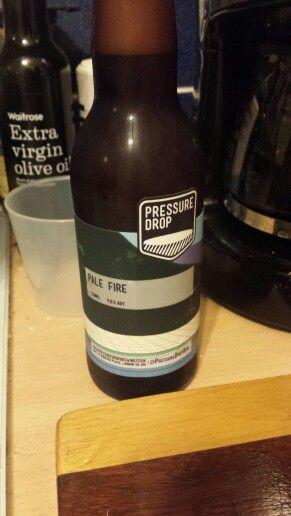 Pressure Drop - Pale Fire