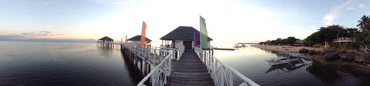 Stilts, Calatagan #panorama #batangas
