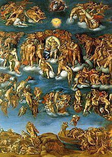 Last Judgement (Michelangelo) - The Last Judgment (Michelangelo) - Wikipedia…