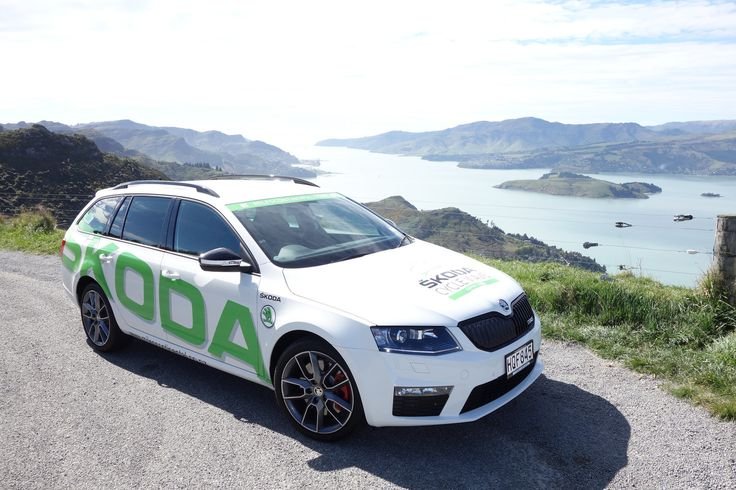 2014 ŠKODA Octavia RS Wagon in Christchurch #skoda #christchurch #octavia #rs