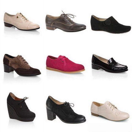 Модная женская обувь на осень 2017: какую обувь купить на осень