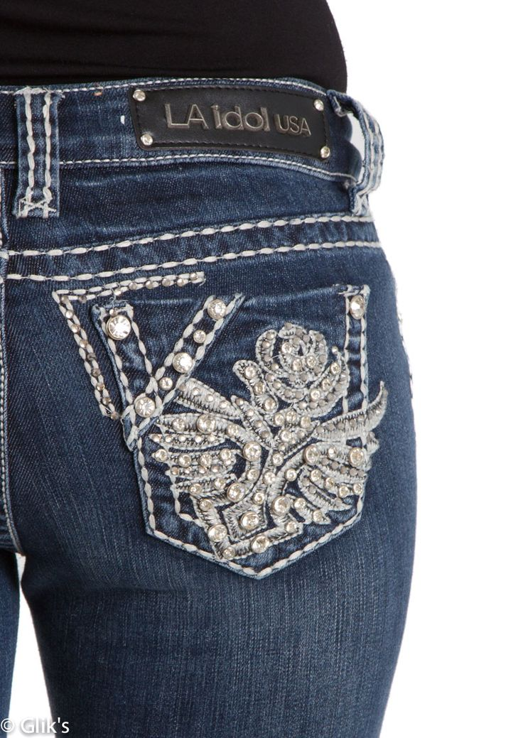 LA Idol Jeans for Women, Kids & Plus Size | Free Shipping $50 just got these and love them