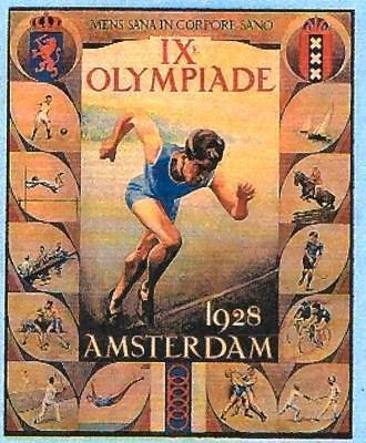 Amsterdam ~ Olympic Games 1928