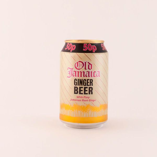 Beverages - Aerated Drinks - Old Jamaica Ginger Beer 330 ml