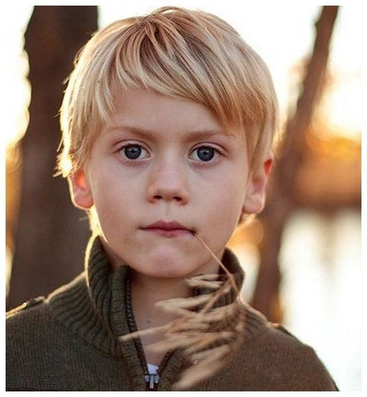 Toddler Boy Long Hairstyles Haircuts Best Hair 2018