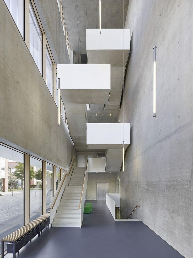 Gallery of Sporthalle Kepler- und Humboldt-Gymnasium / h4a Architekten - 15