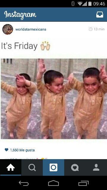Hoy es Viernes!!!