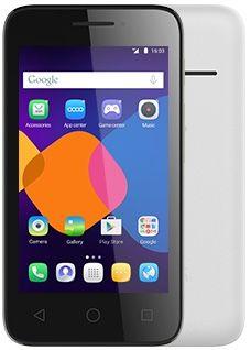 ALCATEL PIXI3 Elegante smartphone con funzioni semplici e intuitive.